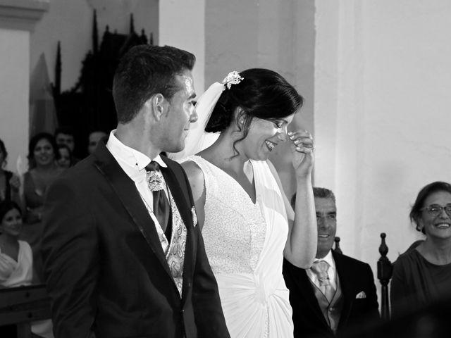 La boda de José Andrés y Inma en Nogales, Badajoz 77