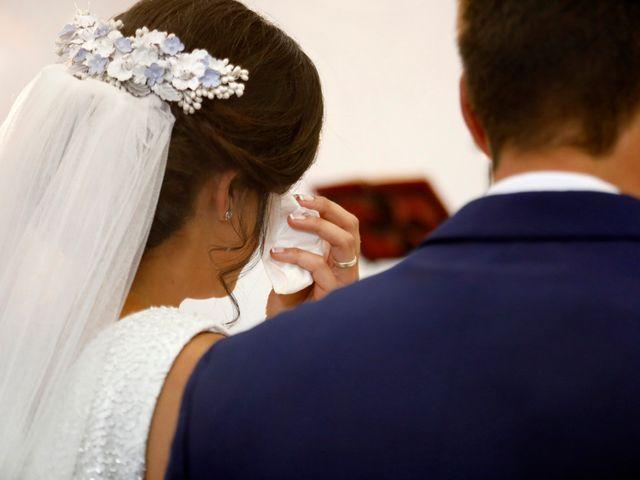 La boda de José Andrés y Inma en Nogales, Badajoz 79