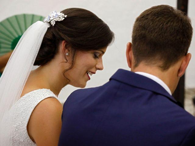 La boda de José Andrés y Inma en Nogales, Badajoz 81