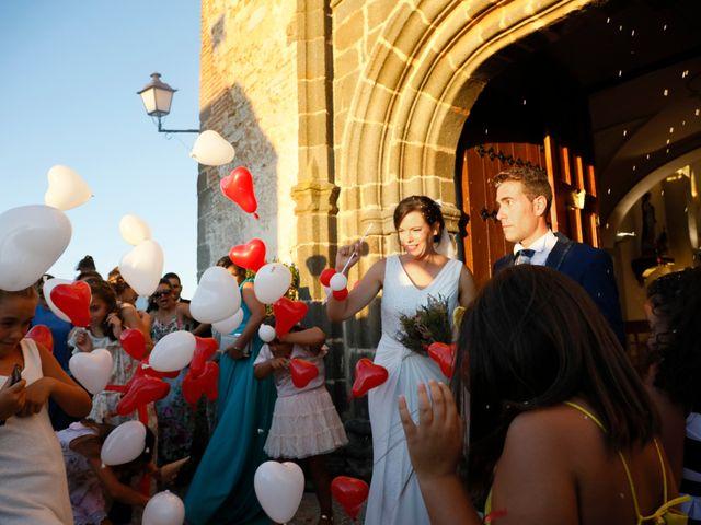 La boda de José Andrés y Inma en Nogales, Badajoz 83