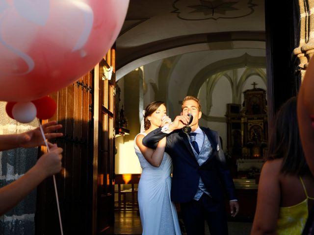 La boda de José Andrés y Inma en Nogales, Badajoz 85