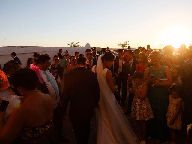 La boda de José Andrés y Inma en Nogales, Badajoz 88