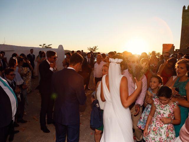 La boda de José Andrés y Inma en Nogales, Badajoz 89