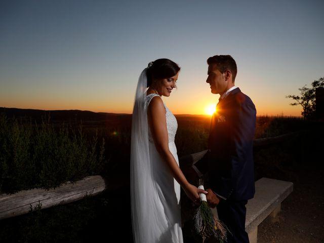 La boda de José Andrés y Inma en Nogales, Badajoz 92