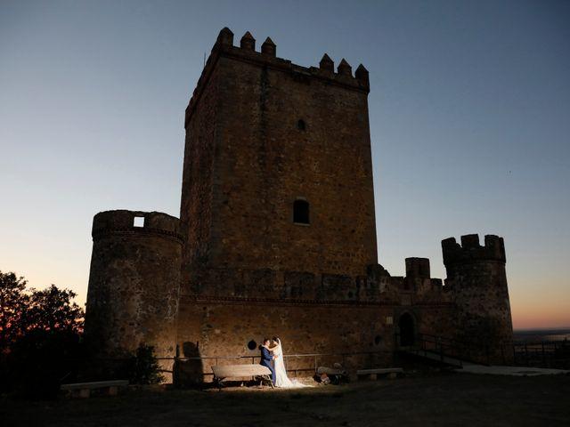 La boda de José Andrés y Inma en Nogales, Badajoz 94