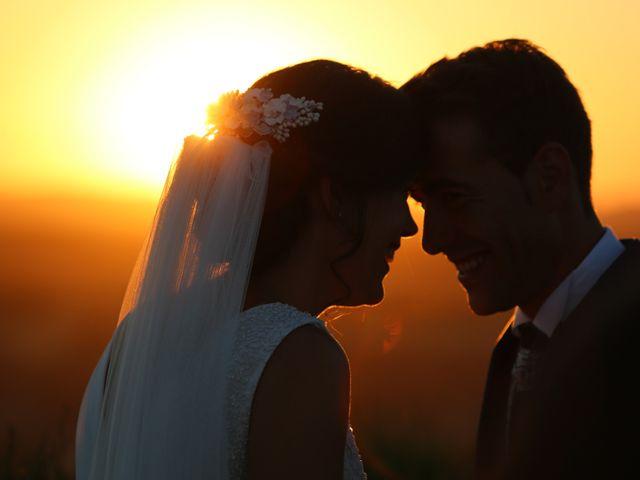 La boda de José Andrés y Inma en Nogales, Badajoz 95