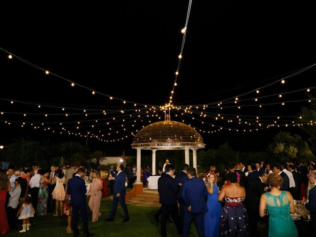 La boda de José Andrés y Inma en Nogales, Badajoz 99