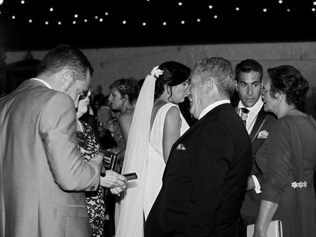 La boda de José Andrés y Inma en Nogales, Badajoz 100