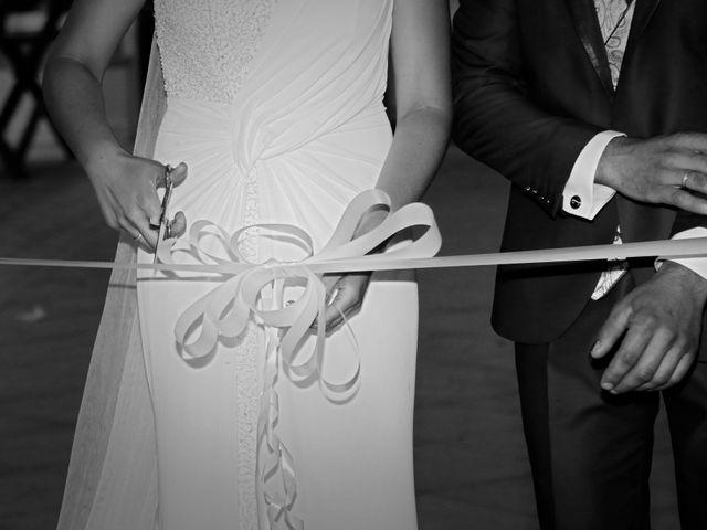La boda de José Andrés y Inma en Nogales, Badajoz 105