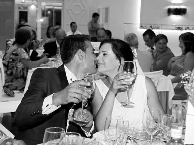 La boda de José Andrés y Inma en Nogales, Badajoz 107