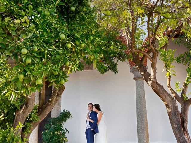 La boda de José Andrés y Inma en Nogales, Badajoz 111