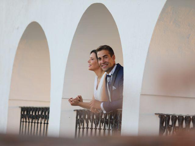 La boda de José Andrés y Inma en Nogales, Badajoz 113