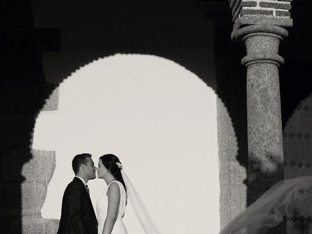 La boda de José Andrés y Inma en Nogales, Badajoz 115