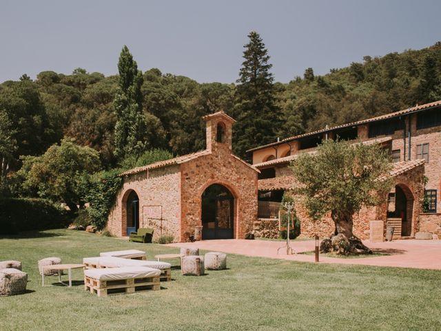 La boda de Carlos y Gemma en Arbucies, Girona 1