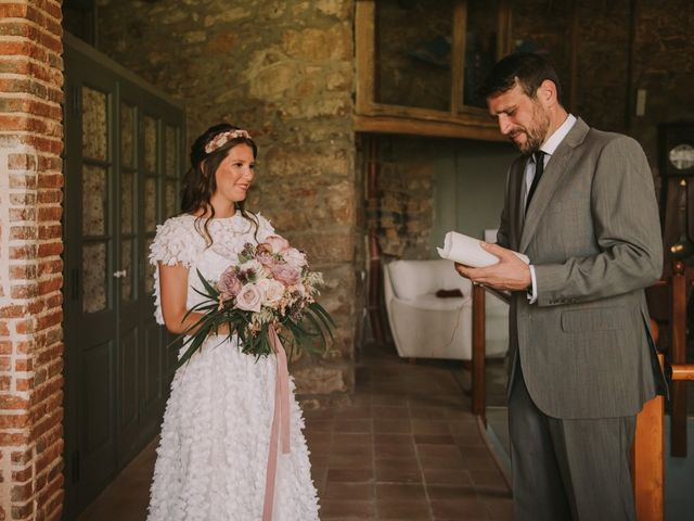 La boda de Carlos y Gemma en Arbucies, Girona 13