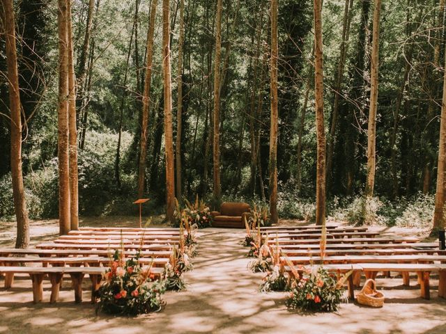 La boda de Carlos y Gemma en Arbucies, Girona 18