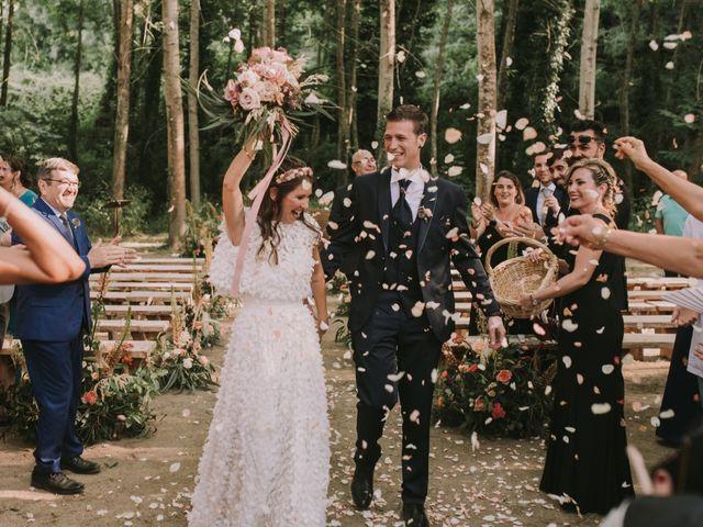 La boda de Carlos y Gemma en Arbucies, Girona 21