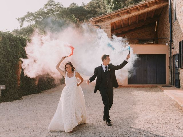 La boda de Carlos y Gemma en Arbucies, Girona 26