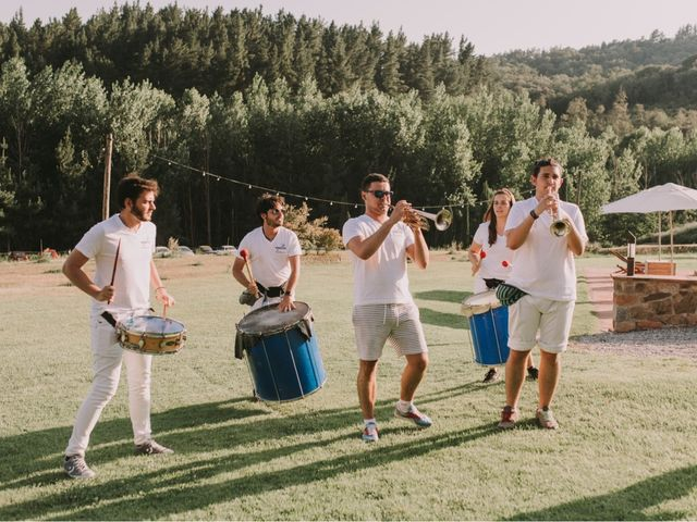 La boda de Carlos y Gemma en Arbucies, Girona 27