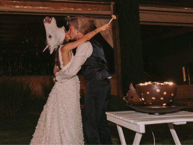 La boda de Carlos y Gemma en Arbucies, Girona 41