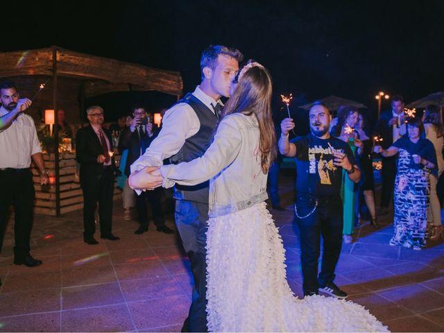 La boda de Carlos y Gemma en Arbucies, Girona 45