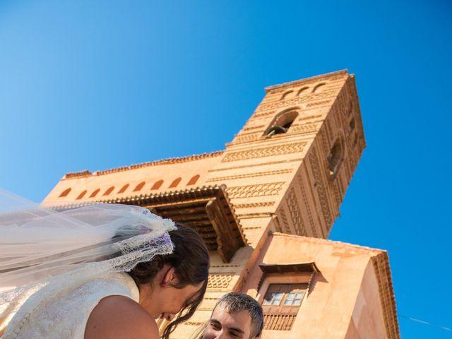 La boda de David y Leticia en Nuevalos, Zaragoza 1