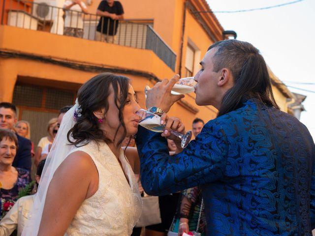 La boda de David y Leticia en Nuevalos, Zaragoza 2