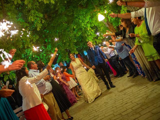 La boda de David y Leticia en Nuevalos, Zaragoza 3