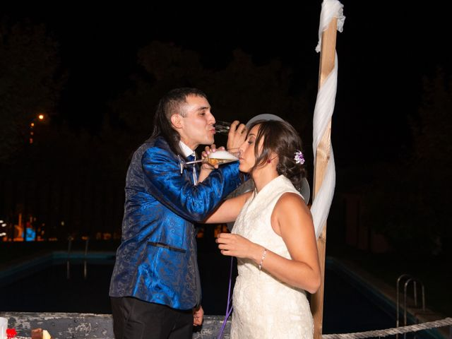 La boda de David y Leticia en Nuevalos, Zaragoza 15