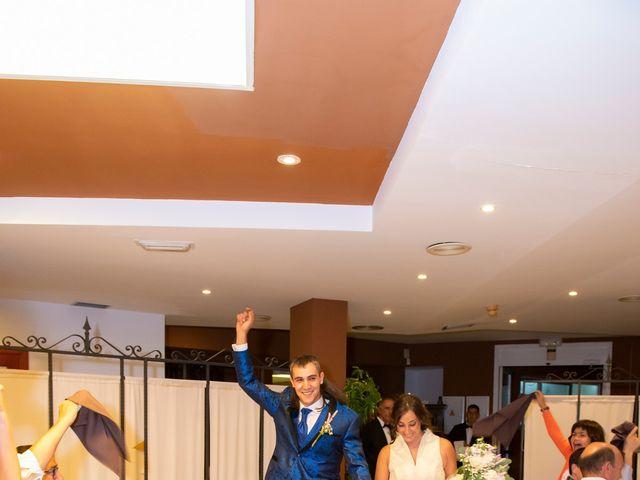 La boda de David y Leticia en Nuevalos, Zaragoza 13
