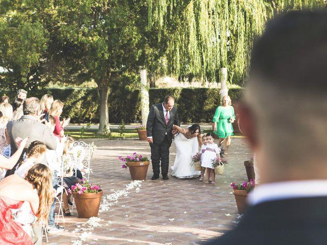La boda de Esperanza y Samuel en Brunete, Madrid 12