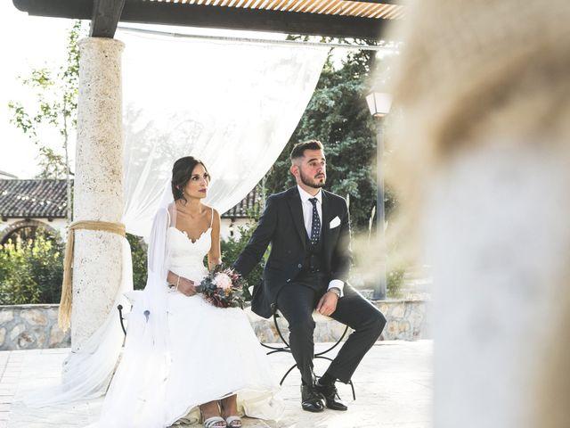 La boda de Esperanza y Samuel en Brunete, Madrid 14