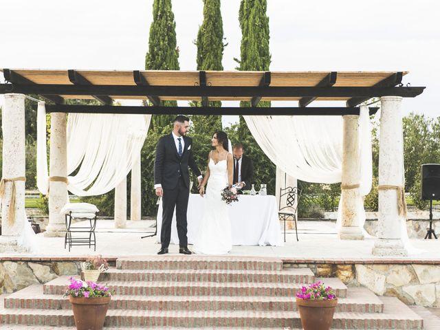 La boda de Esperanza y Samuel en Brunete, Madrid 16