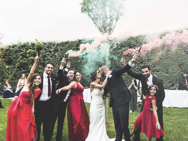 La boda de Esperanza y Samuel en Brunete, Madrid 22