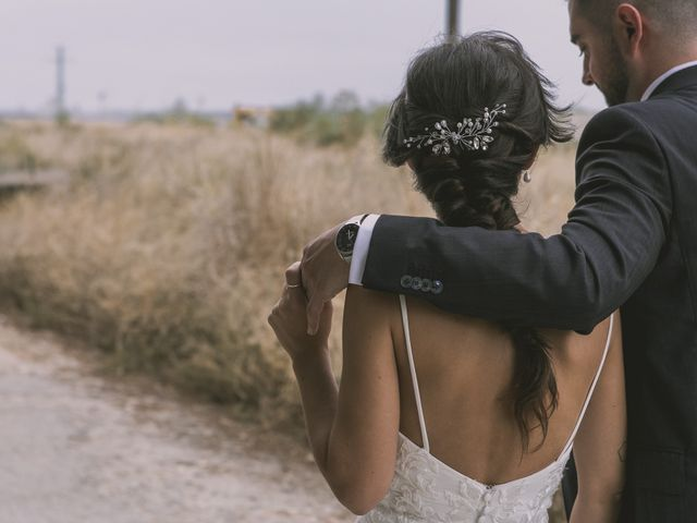 La boda de Esperanza y Samuel en Brunete, Madrid 28