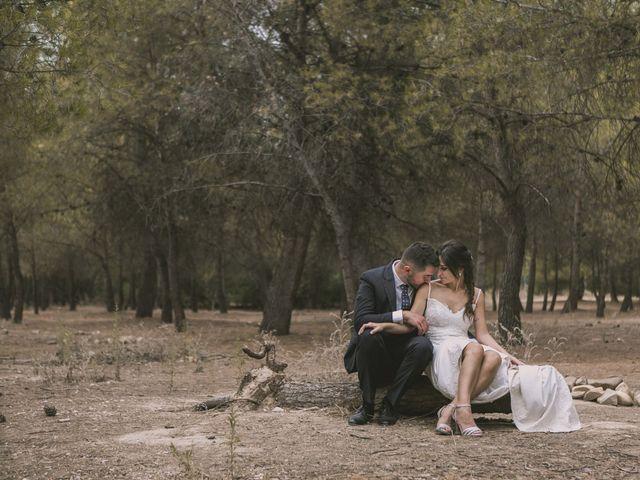 La boda de Esperanza y Samuel en Brunete, Madrid 31