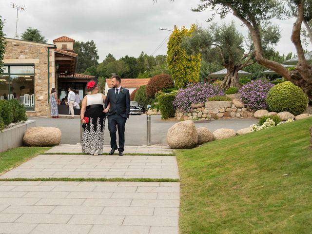 La boda de Brais y Miriam en Abegondo, A Coruña 34