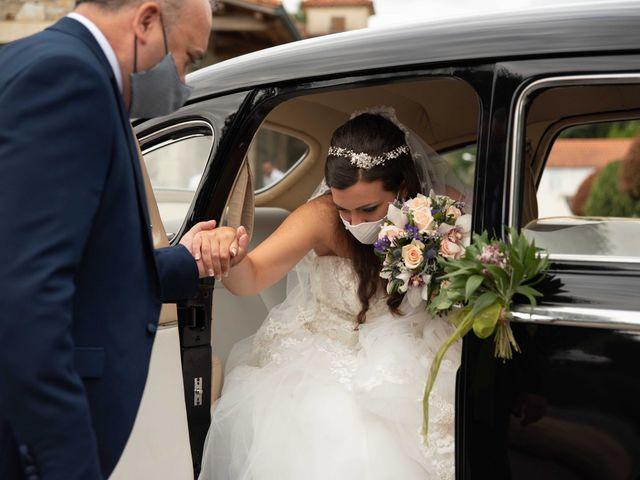 La boda de Brais y Miriam en Abegondo, A Coruña 35