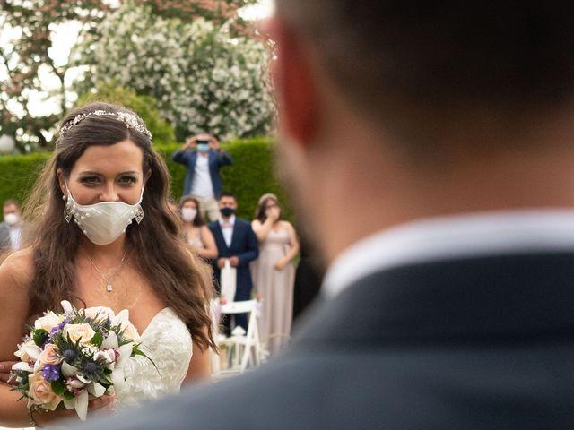 La boda de Brais y Miriam en Abegondo, A Coruña 38
