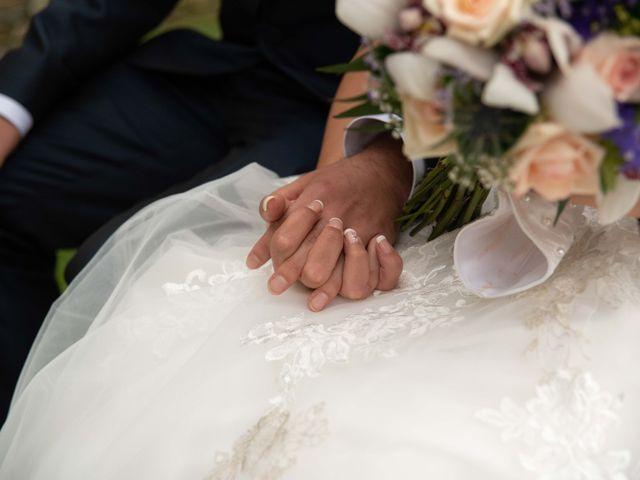 La boda de Brais y Miriam en Abegondo, A Coruña 42