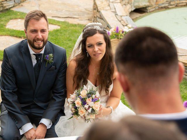 La boda de Brais y Miriam en Abegondo, A Coruña 46
