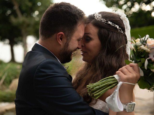 La boda de Brais y Miriam en Abegondo, A Coruña 52