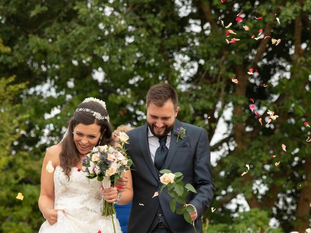 La boda de Brais y Miriam en Abegondo, A Coruña 54