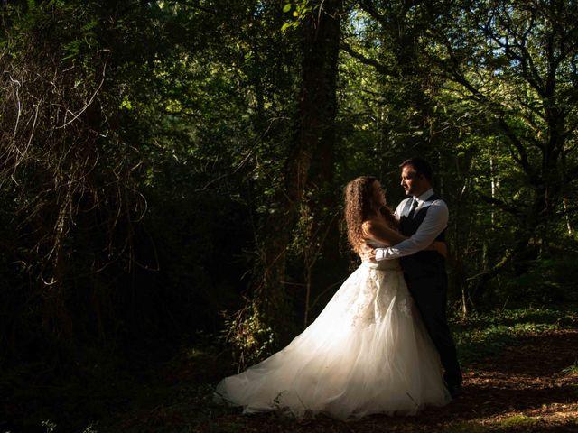 La boda de Brais y Miriam en Abegondo, A Coruña 56