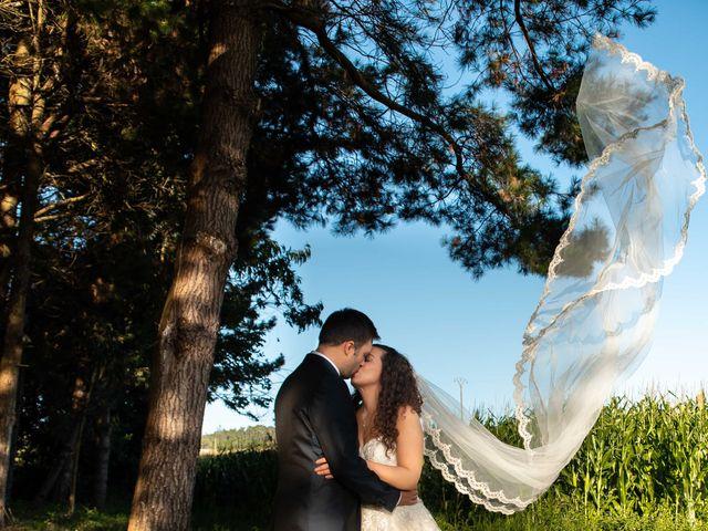 La boda de Brais y Miriam en Abegondo, A Coruña 60