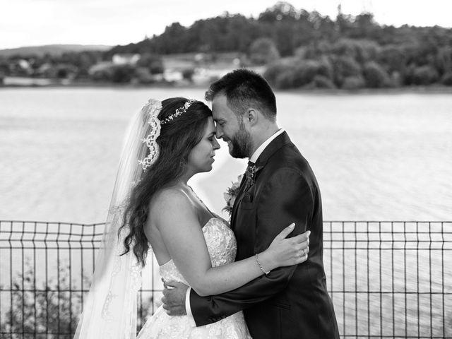 La boda de Miriam y Brais