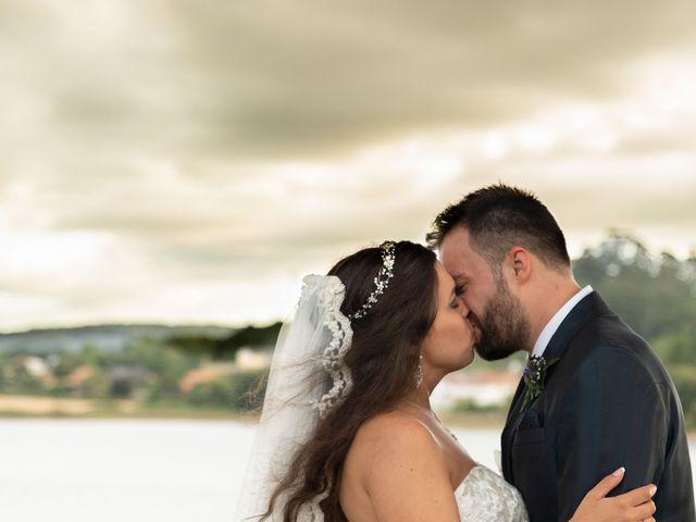 La boda de Brais y Miriam en Abegondo, A Coruña 63