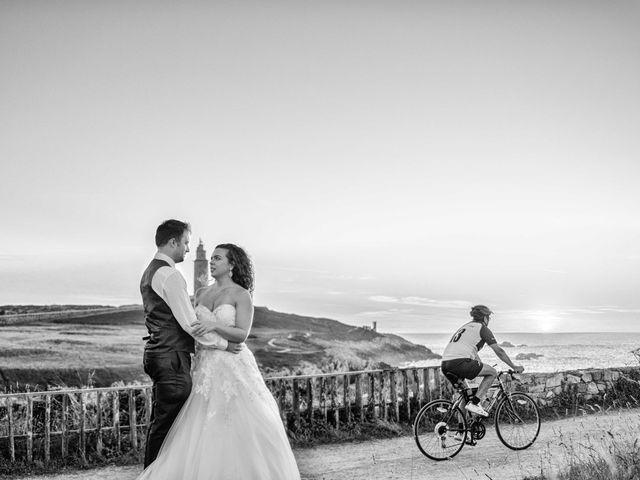 La boda de Brais y Miriam en Abegondo, A Coruña 69