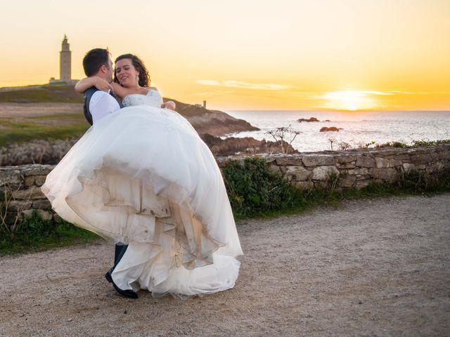 La boda de Brais y Miriam en Abegondo, A Coruña 70