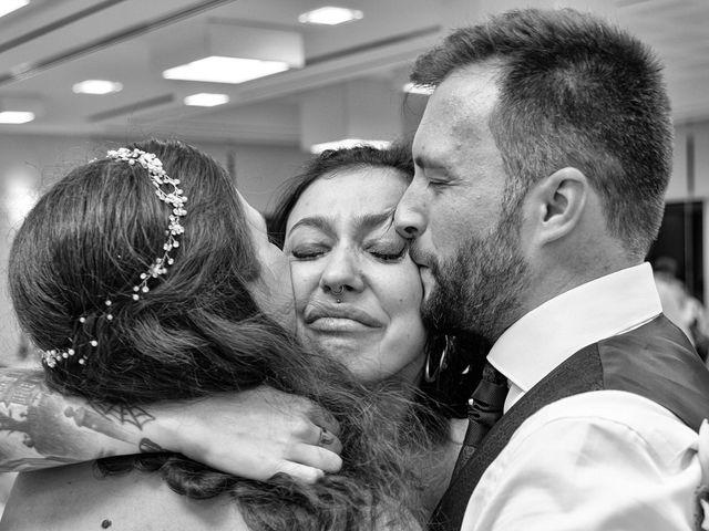 La boda de Brais y Miriam en Abegondo, A Coruña 78